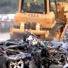 28 Milyon TL'lik Arabalar, Kaçak Olduğu Gerekçesiyle İmha Edildi (Video)