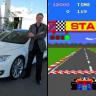 Elon Musk, Tesla Araçlarını Oyun Konsoluna Çevirecek