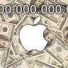 Apple, 1 Trilyon Dolar Piyasa Değerine Ulaşarak Tarihe Geçti!