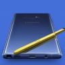 Samsung'un Yanlışlıkla Ön Siparişe Açtığı Galaxy Note 9'un Tasarımı Ortaya Çıktı