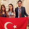 Türk Matematik Milli Takımı 5. Akdeniz Gençlik Matematik Olimpiyatı'ndan Madalyayla Döndü