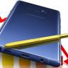Galaxy Note9 Lansmanında Samsung Değer Kaybederken, Apple Değer Kazandı
