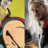 Marvel Filmlerindeki 18 Süper Kahramanın Çizgi Romanlardaki Orijinal Halleri
