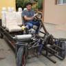 Meslek Lisesi Mezunu Bir Genç, 8 Bin TL'ye Kendi Arabasını Üretti