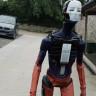 Son Zamanlarda Viral Olan, Aşırı İnsansı Yürüyen Robot (Video)