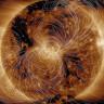 NASA, Güneş'in Manyetik Alan Çizgilerinin Çarpıcı Fotoğrafını Yayınladı