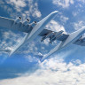 Dünyanın En Büyük Uçağı Stratolaunch, Bu Sonbaharda Kalkış Yapacak