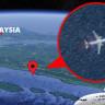 Kayıplara Karışan Malezya Uçağı Google Haritalar'da Bulunmuş Olabilir
