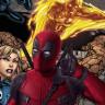 Deadpool 2'den Gerçekleştirilememiş Fantastik Dörtlü Sürprizi