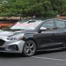 2020 Ford Focus ST Kamuflajsız Olarak İlk Kez Görüntülendi