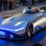 Geçmiş ile Geleceğin İnanılmaz Tasarımı: Mercedes Benz EQ Silver Arrow