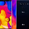 LG'nin Yeni Telefonu V40 ThinQ'in Boyutları Sızdırıldı