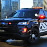 Ford, Elektrikli Polis Araçlarının Tamamen Sessiz Olmasını İstiyor