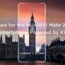 Kirin 980'li Huawei Mate 20 Serisinin Tanıtım Tarihi Belli Oldu