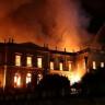 Brezilya Ulusal Müze'de Çıkan Yangında, 20 Milyondan Fazla Eser Yok Oldu