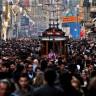 Türkiye Nüfusunun Yıllara Göre Geçirdiği Değişim