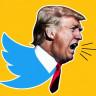 Twitter: Eğer Uygunsuz Paylaşımlara Devam Ederse Trump'ı Bile Engelleriz