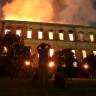Korkunç Bir Yangın Sonrası Kül Olan 2 Asırlık Müzeden Geriye Kalanlar (Fotoğraf)