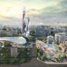 Senegal'in 2 Milyar Dolara İnşa Edeceği, Fantastik Bina Tasarımlarına Sahip Fütüristik Şehir