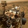 NASA'nın Ünlü Mars Aracı Curiosity'den 360 Derecelik Muhteşem Selfie (Video)
