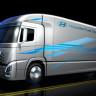 Hyundai'den Hidrojenle Çalışan, Tesla Semi'ye Alternatif Tır Geliyor