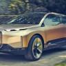 BMW'nin Yeni Konsept Otomobili Vision iNEXT'den İlk Fotoğraflar Geldi