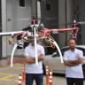 Kırıkkale Üniversitesi Öğrencileri, Yük Taşıyabilen Drone Geliştirdi