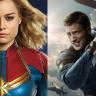 Oyuncu Brie Larson, Captain Marvel'a 'Asık Suratlı' Diyenleri Instagram'da Madara Etti
