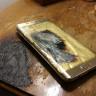 Şimdi de Samsung Galaxy S7 Edge Durup Dururken Alev Aldı