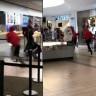 Geçtiğimiz Ay Soyulan Apple Mağazası Tekrar Soyuldu (Video)