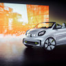 Smart'ın Üstü Açık Arabası Konsept Forease Tanıtıldı