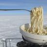 Avrupa Uzay Ajansı'ndan Bir Yiyeceğe -60 Derecede Ne Olduğunu Gösteren Paylaşım
