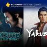 Sony, Kasım Ayının Ücretsiz PS Plus Oyunlarını 'Yanlışlıkla' Duyurdu