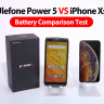 Ulefone Power 5 Batarya Konusunda iPhone Xs'e Fark Attı (Video)