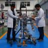 Türkçe, İngilizce ve Arapça Konuşabilen Yapay Zekalı Robot: 'Akıncı-4' (Video)
