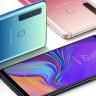 Dünyanın İlk Dört Arka Kameralı Telefonu Samsung Galaxy A9 (2018) Tanıtıldı