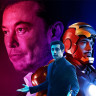 Elon Musk, Süper Kahraman Filmlerinde Kahramandan Kötü Karaktere Dönüştü