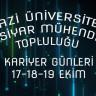 Gazi Üniversitesi Bilgisayar Mühendisliği Topluluğu Kariyer Günleri 17 Ekim'de Başlıyor
