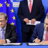 Bill Gates, Avrupa Birliği ile İklim Değişikliğine Karşı 100 Milyon Euro'luk Anlaşma İmzaladı