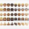 iPhone'lara Farklı Irklardan ve Gay Emojiler Ekleniyor