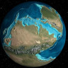 Yer Kabuğunun 540 Milyon Yıllık Hareketlerini Gösteren Video