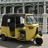 Küçük, Hızlı, Ekonomik: Karşınızda En Ucuz Taksi Tuk Tuk