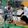 Boston Dynamics'e Göz Kırpan Akın Robotics'ten Yerli Robot: ARAT (Video)