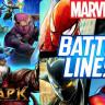 Marvel'ın Yeni Oyunu Battle Lines, Android ve iOS İçin Yayınlandı