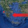 Zakinthos Adası, 6.4 Şiddetindeki Depremden Sonra 3 Santimetre Kaydı