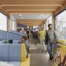 Hollanda'nın Yolculara Kendilerini Ofiste Hissettirecek Yeni Trenleri