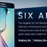 Samsung Galaxy S6 Edge'e Ait Görseller Ortaya Çıktı!