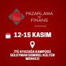 Pazarlama ve Finans Zirvesi, 12-15 Kasım'da İTÜ'de