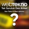 Webtekno Takipçileri, Sarı Taksi ve Uber Rekabetinde Sözlerini Söylediler