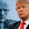 Game of Thrones Yapımcıları, Twitter'dan Donald Trump'a Laf Soktu